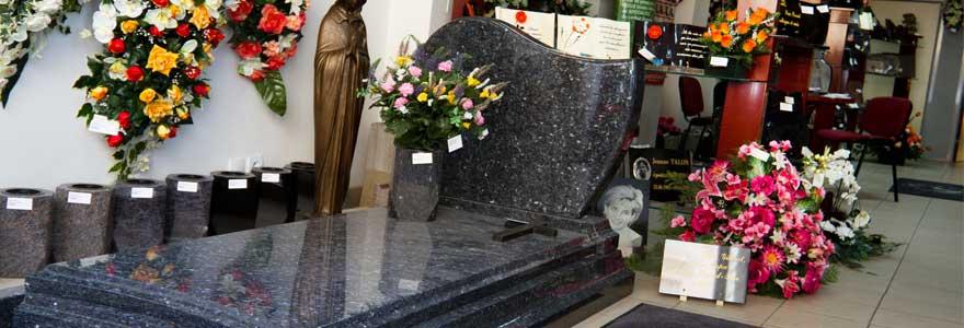 ornements de sépultures